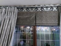 Luxury bespoke curtains blinds and cushions or alterations