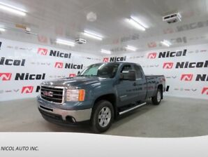 2011 Gmc SIERRA 1500 4WD EXTENDED CAB SLE