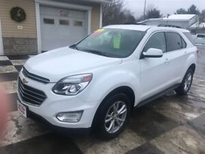 2016 Chevrolet Equinox LT AWD WITH ONLY 6,018KM