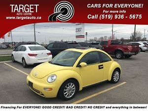 2004 Volkswagen New Beetle Coupe GLS