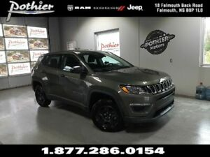 2018 Jeep Compass Sport | HEATED SEATS | REAR CAMERA | REMOTE ST
