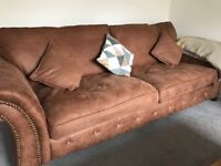Large immaculate sofa