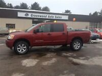 2013 Nissan Titan SV, CREW CAB 4X4! FINANCING AVAILABLE!