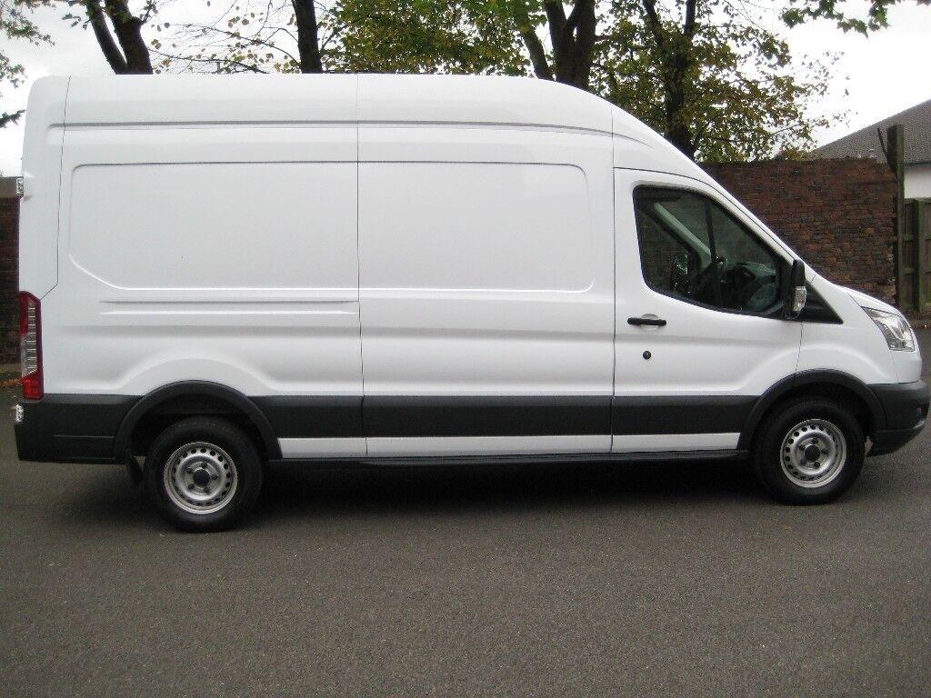 Ford Transit 350 H/R P/V One Owner FSH AA Breakdown