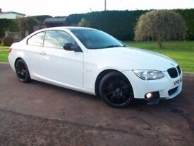 NOVEMBER 2011 BMW 320 D M SPORT 181 COUPE *LOVELY CAR*FULL LEATHER*CHEAP CAR!!!!