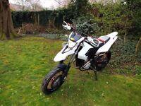 Yamaha WR125X supermoto CBT bike (WR125R WR125 WR 125 R125 MT125 DR125 XR125)