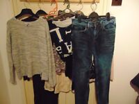 joblot,carboot,items,clothes,size 8,bundle,very cheap,very cheap