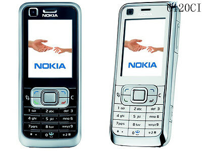Original Unlocked Nokia 6120 Classic 6120ci Symbian Os Best Quality Old