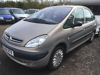 2002 Citroen Picasso 1.6 FULL MOT Credit & Debit Cards Accepted