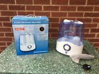 Maplin 5 Litre Ultrasonic Humidifier