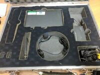 Sennheisher EW wireless lapel mic kit