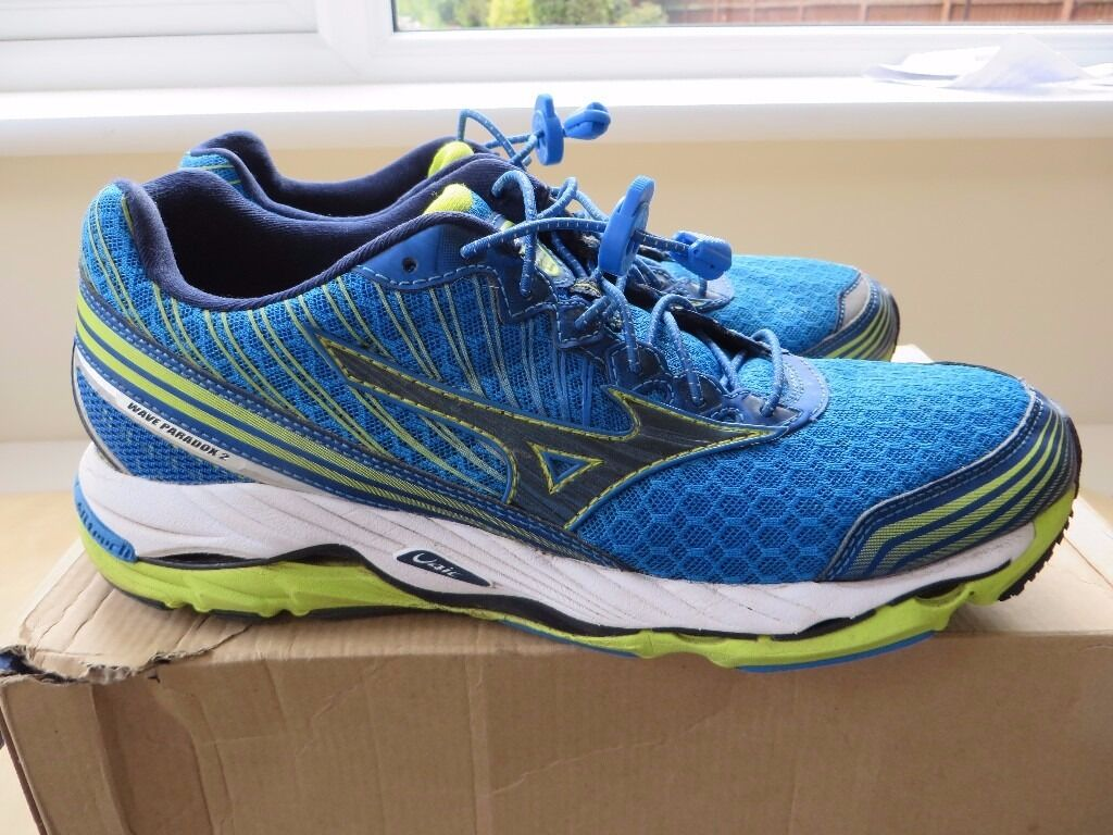 190b0148eded FS Mizuno Wave Paradox 2 Mens Running Shoes UK 9 EUR 43 | in ...
