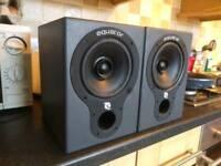 Equator Audio D5 studio monitors