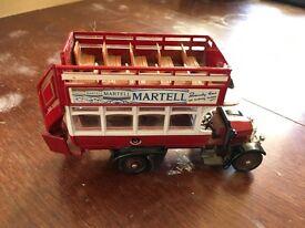 Corgi Classics Limited Edition Thornycroft Bus 1:43 Scale 888 R0595 Martell