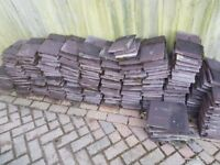 Roof Tiles (200+) Taken down from our roof following a conversion