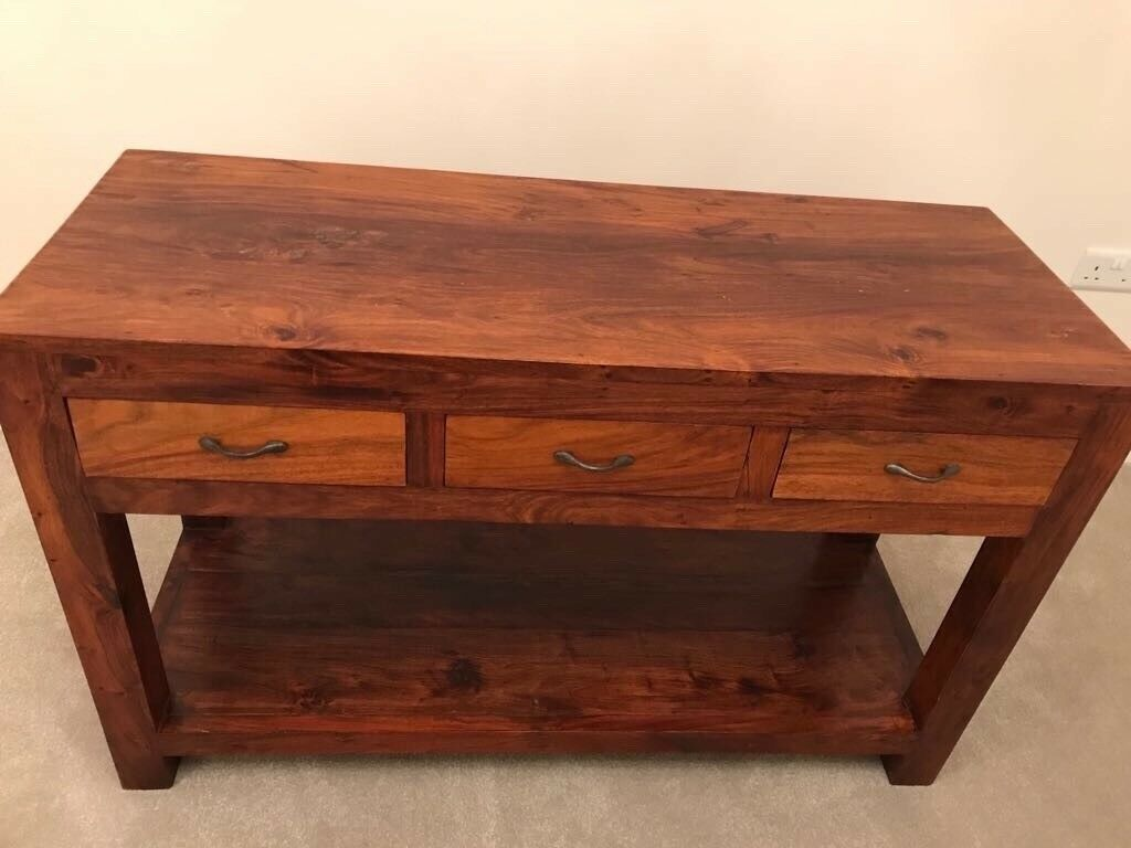new products 34623 8efb5 Barker and Stonehouse Console Table | in Middlesbrough, North Yorkshire |  Gumtree