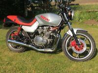 Suzuki GS550 Katana 1981 Classic Motorcyle