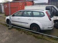 Ford focus estate 2007 1.6 diesel breaking for parts
