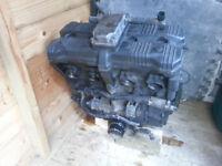 GSXR750W Engine 19k miles