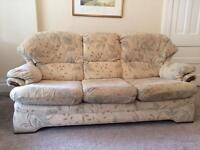3 Seater sofa - Fabric