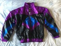 Marathon King vintage jacket – with detachable sleeves!