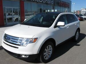 2010 Ford Edge Heated Leather Seats/Bluetooth/DVD/NAV