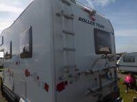 4 Berth Roller Team Auto Roller 4 Motorhome