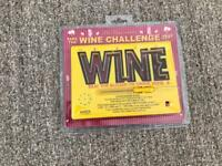 Wine challenge test