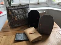 PacaPod changing bag in excellent condition