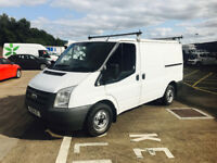 No VAT - 2011/11 Ford Transit SWB Lo Roof (Ply Lined & Roof Rack) - No VAT
