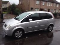 2005 MERIVA MPG, 100K M,O,T TODAY DRIVE'S 100% SPSOT ON NO ISSUES' £699