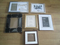 BARGAIN!! - VARIOUS FRAMES - SOME BRAND NEW - £1.00 EACH