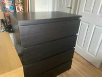 Ikea chest of 4 drawers