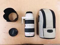 Canon EF LENS 70-200mm 2.8 USM is MK1