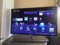 """Samsung 32"""" LED smart tv"""