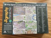 Map of Hull Jigsaw Puzzle by Cityscape Maps - Brand New & Sealed