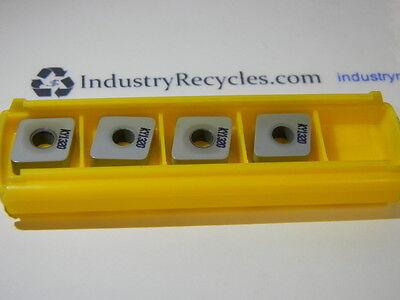 Kennametal Ceramic Turning Insert CNGA434T0420FW Grade KY1320 Box of 4 3137301