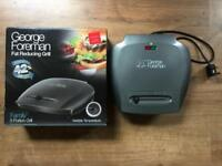Fat reducing grill George Foreman