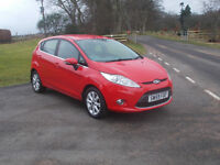 2010 59 FORD FIESTA 1.4 ZETEC 5 DOOR