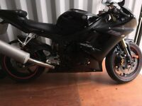 Yamaha r6 deltabox 3