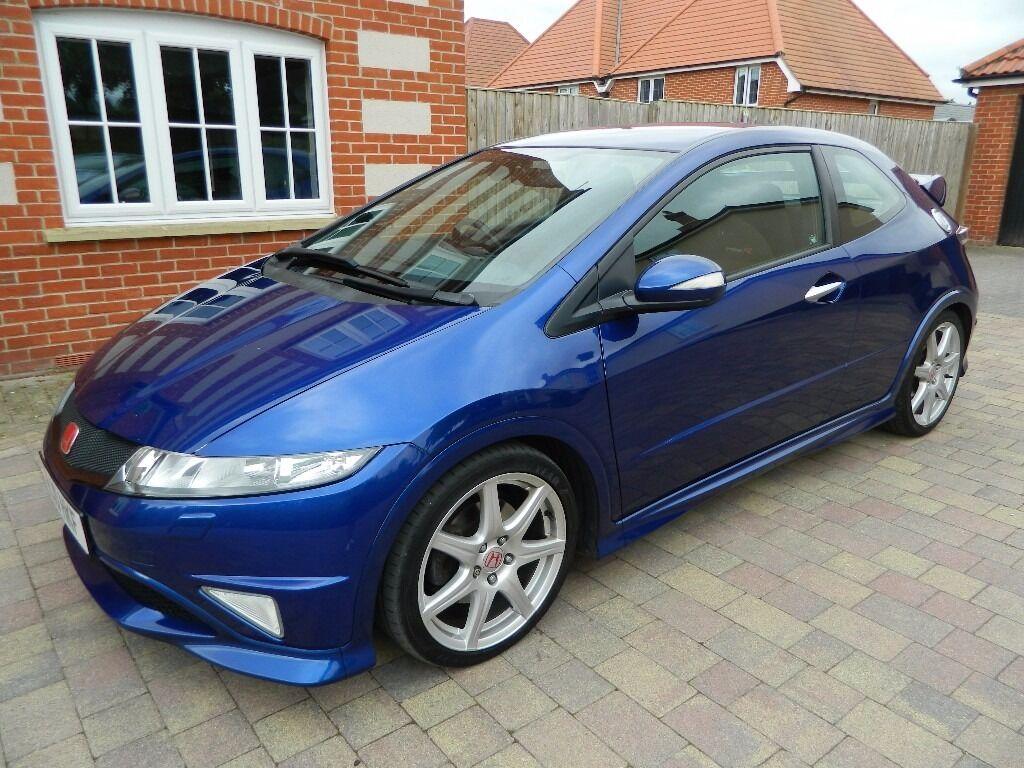 2010 Honda Civic Type R - Deep Sapphire Blue - 77k | in ...