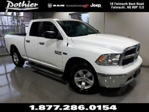 2016 Ram 1500 SLT | HEATED MIRRORS | KEYLESS ENTRY | 8 SPEED TRA