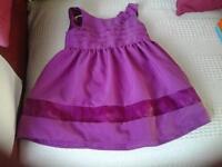 12/18 months purple dress