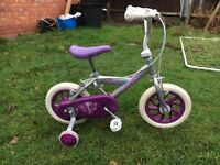 Kids Halfords bike