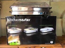 Kitchen Master food buffet server