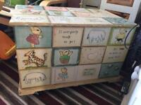 Toy Box decorated
