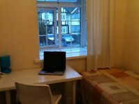 Stunning Single bedroom in specious family home in delightful SW19 area 2 min walk from Morden tube