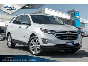 2018 Chevrolet Equinox Premier DEMO, TRUE NORTH EDITION, AWD