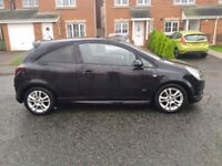2010 vauxhall corsa 1.2 sxi with full limited edition bodykit stunning looks