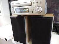 denon hi fi , cd player, radio remote control